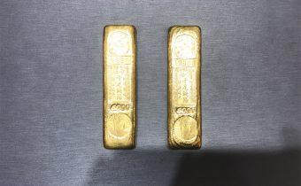 黃金回收實例-景福金條回收