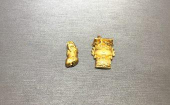 黃金回收實例-黃金墜子回收