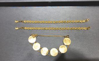 黃金回收實例-黃金手鏈回收