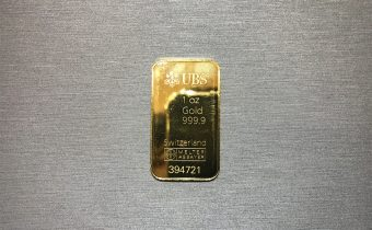 黃金回收實例-瑞士金條回收