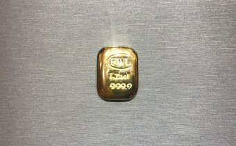 黃金回收實例-福來金條金條回收